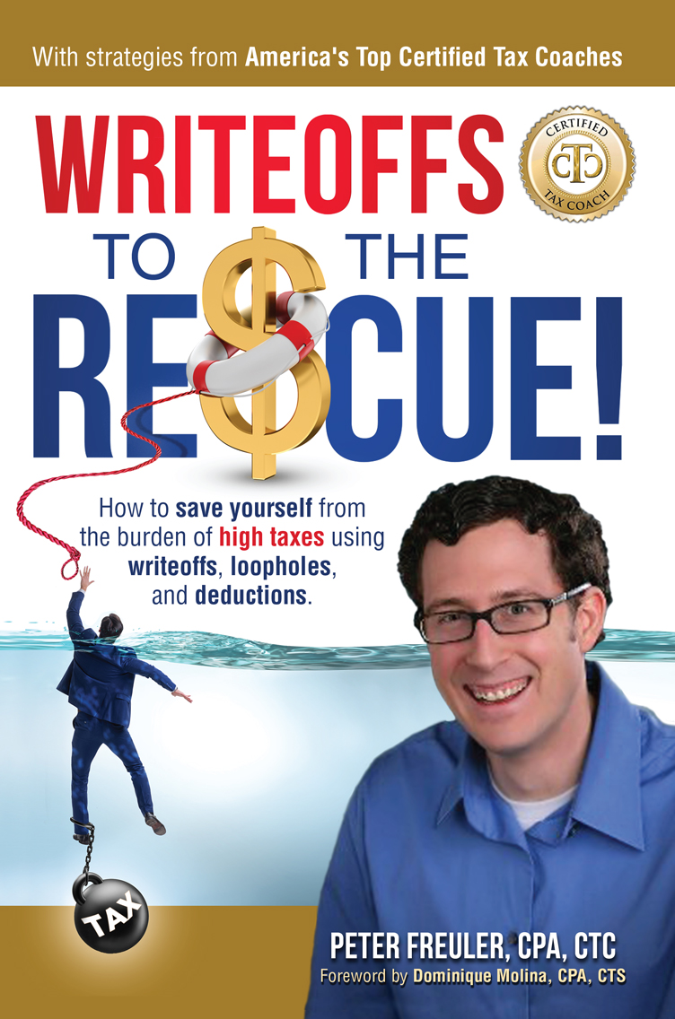 writeoffs to the rescue